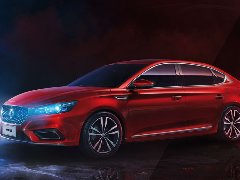 Mg 6 Middle East Mg Motor Do More