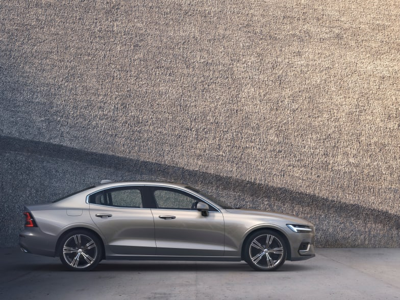 Manager's Special Offer: All-new Volvo S60 T5 R-Design Plus - MY20  including Metallic paint PCH Offer