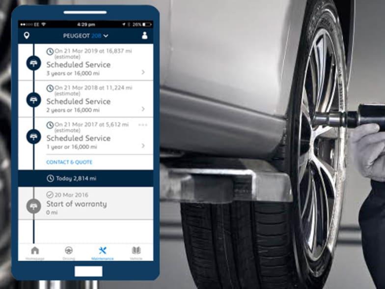 MYPEUGEOT App | Specialist Cars Peugeot