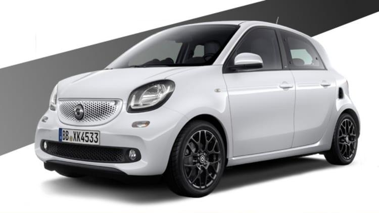 Mercedes Smart Car >> New Smart Cars Offer London Smart At Mercedes Benz