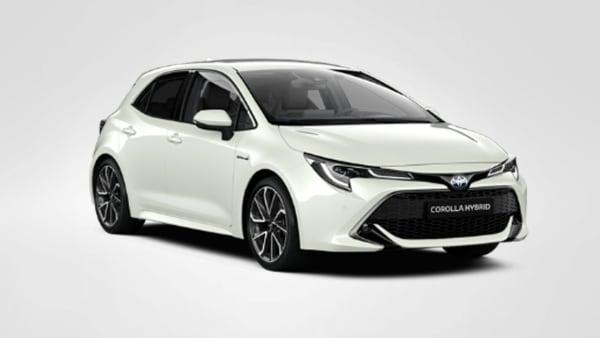 Corolla Hybrid Design