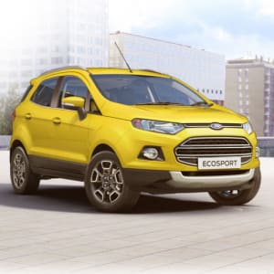 New Ford EcoSport For Sale at Lookers Ford