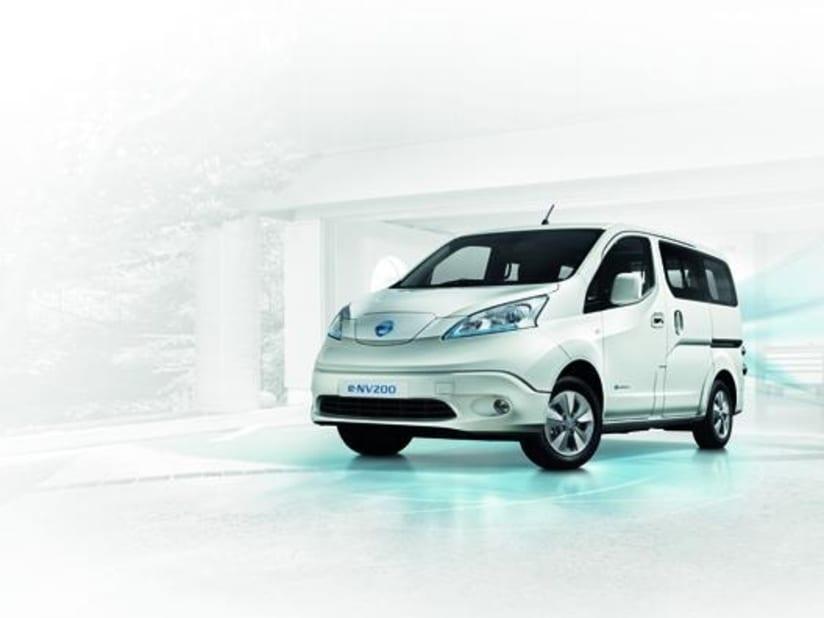 89339da579 Nissan E-NV200 Van