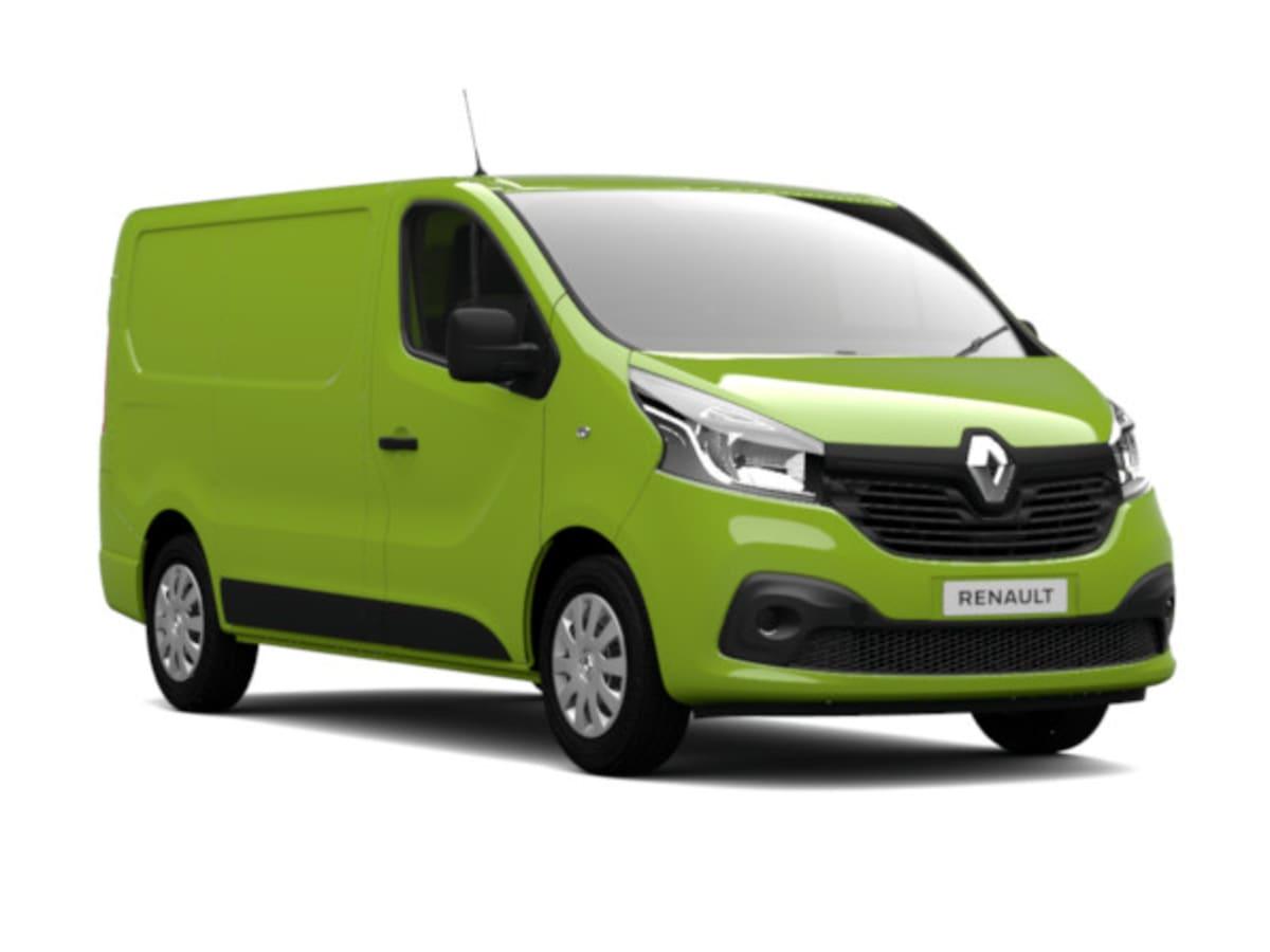 New Renault Trafic | Devon & Plymouth | Vospers Renault