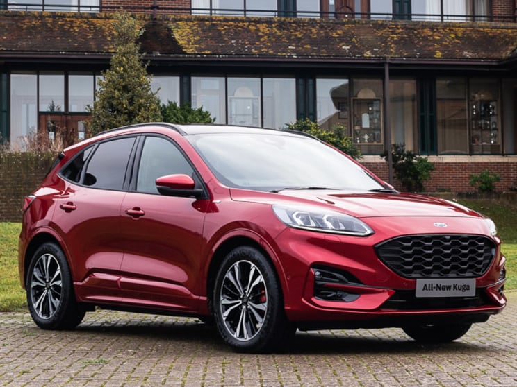 The All-New Ford Kuga Coming Soon! | Birchwood Ford
