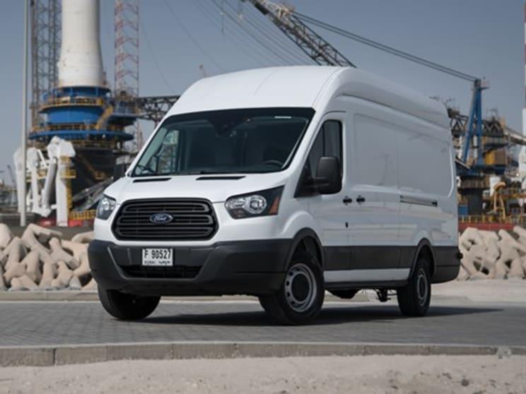 New Ford Transit Van | UAE | Al Tayer Motors Ford
