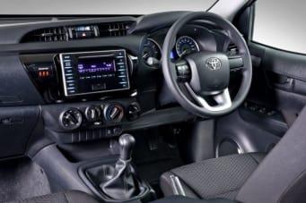 Hilux Double Cab | Namibia | Pupkewitz Toyota
