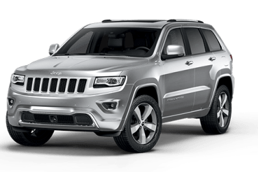 Jeep Grand Cherokee Silver Exterior