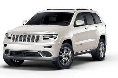 Jeep Grand Cherokee White Exterior