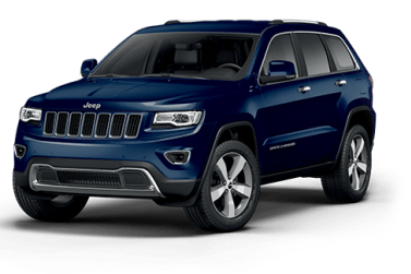 Jeep Grand Cherokee Blue Exterior