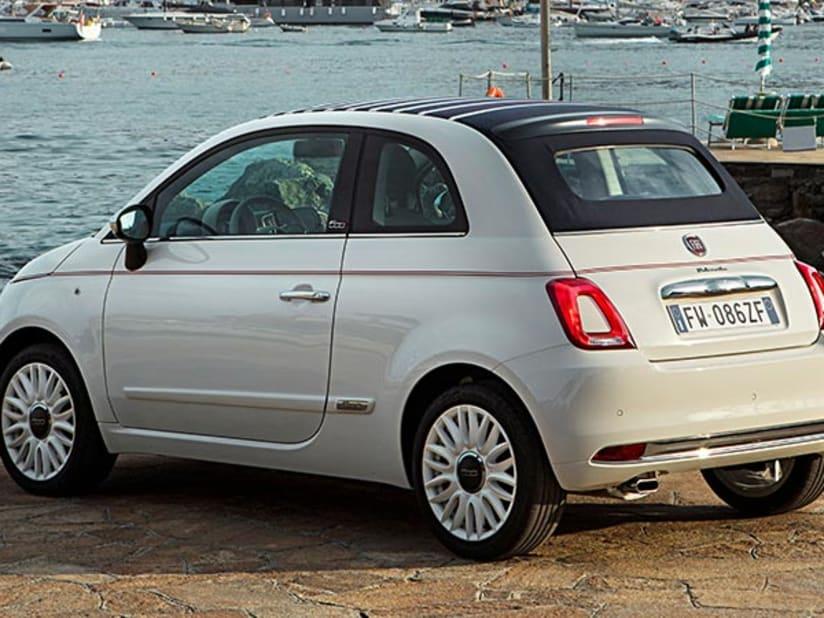 buy popular 9d723 e932e New Fiat 500 Dolcevita | Portsmouth, Southampton & Isle of ...