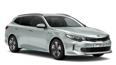 New Optima Sportswagon Plug-In Hybrid