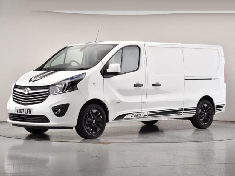 a2f3cfa1fdfe07 Vauxhall Commercial Vans