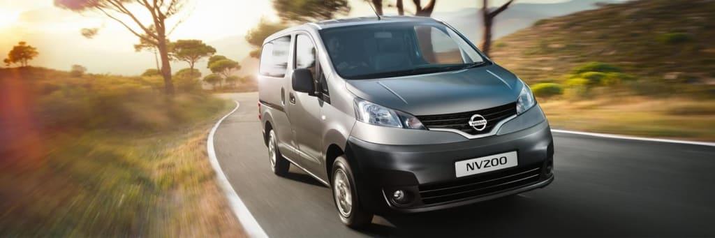 New Nissan NV200 Combi | Aberdeen | Specialist Cars Nissan