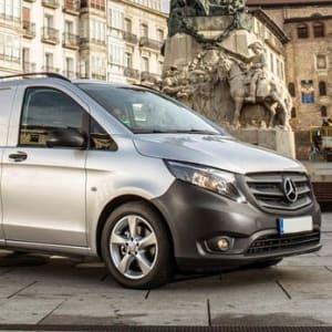 6080948440 Mercedes-Benz Vito Urban Edition Front Profile