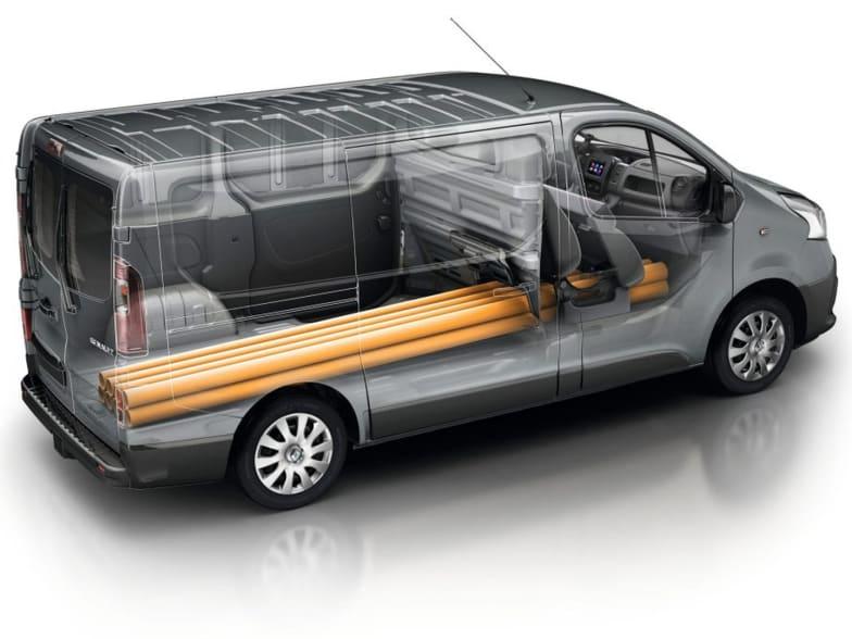 New Renault Trafic Crew Van | Brechin, Angus | Mackie Motors Renault