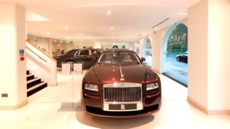 Rolls Royce Motor Cars Sunningdale Sytner Group Limited