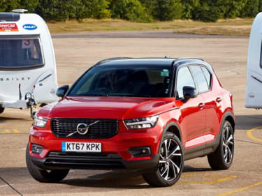 Volvo XC60 Tow Car of the Year 2019