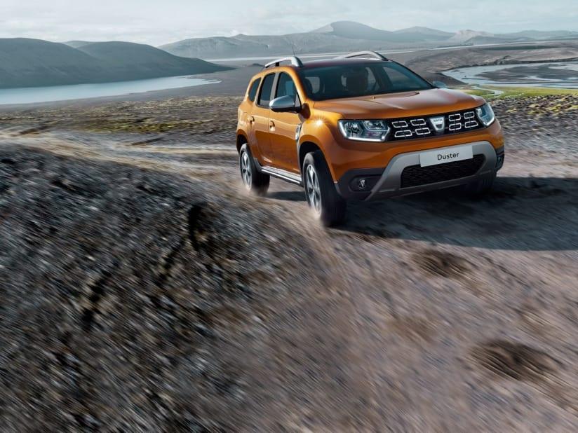 New Dacia Duster | Wimborne & Salisbury | Westover Dacia on