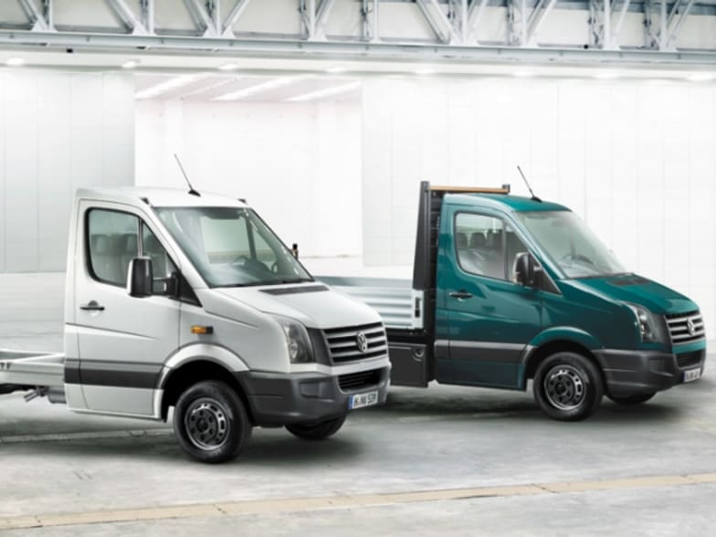 9e203d3d00 New Volkswagen Crafter Van