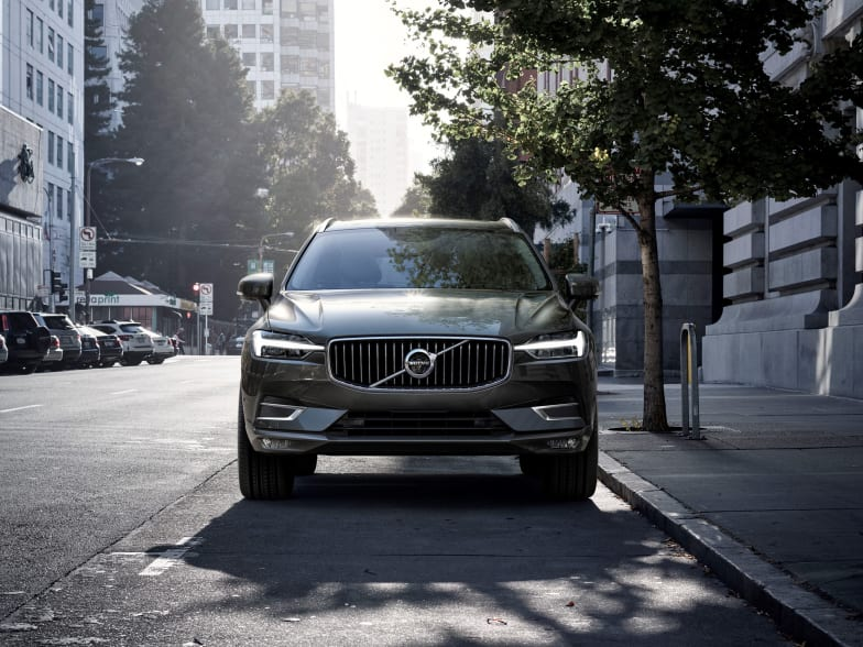 The Volvo Xc60 At Marshall Volvo Available With Savings Up