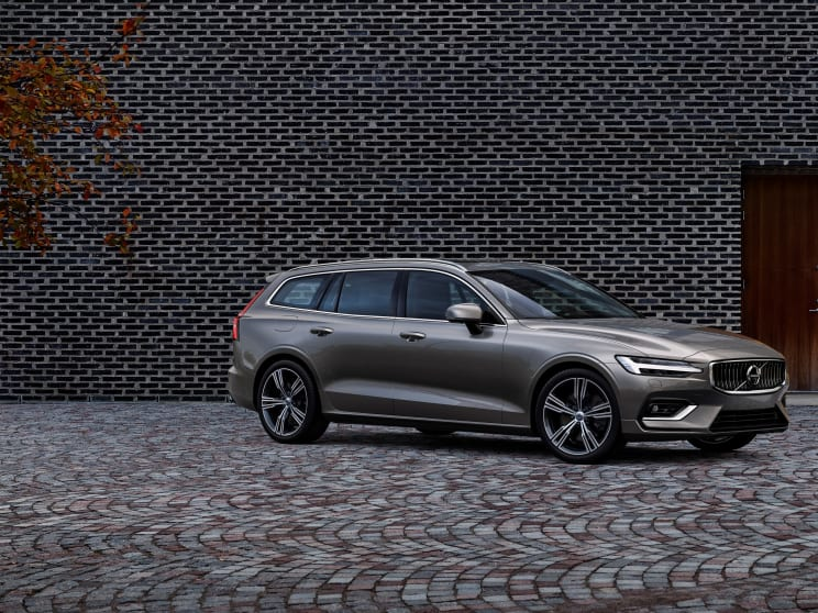 All-New Volvo V60 | Coventry & Hinckley | TMS Volvo