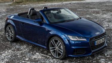 New Audi TT Range Blackburn Carlisle Crewe Preston Stafford - New audi tt