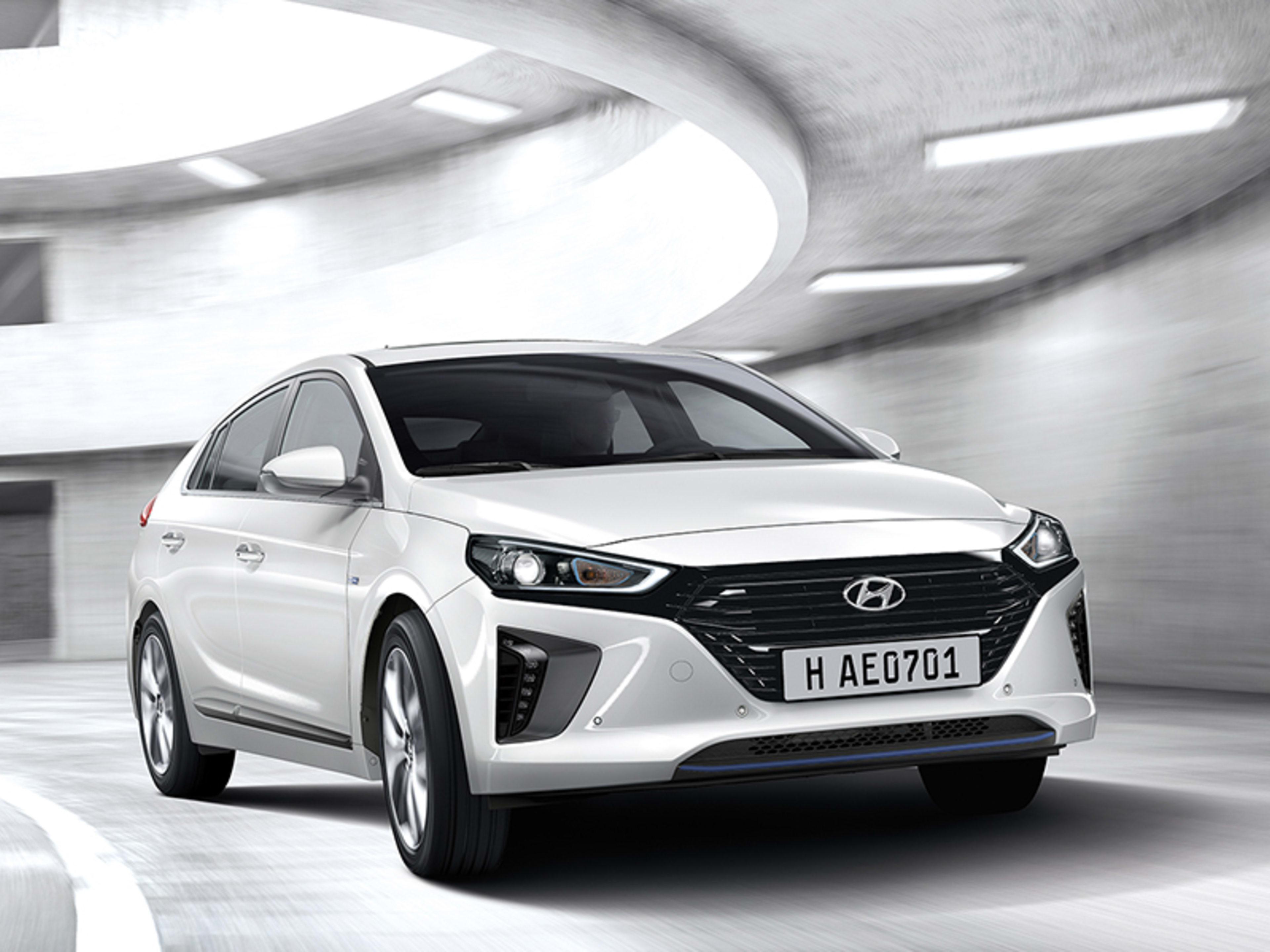 Hyundai Ioniq Hybrid Cork Kearys Motor Group Hyundai