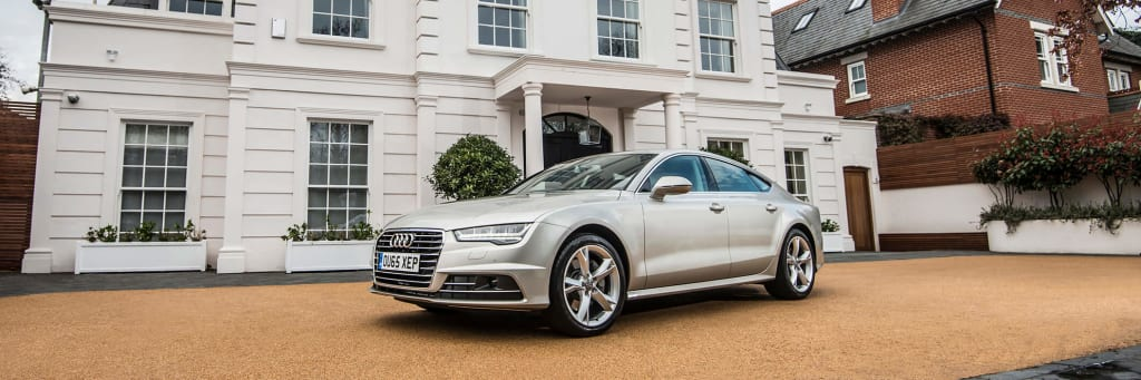 New Audi A Offers From Per Month PCP Aud A Dealer - Aud audi