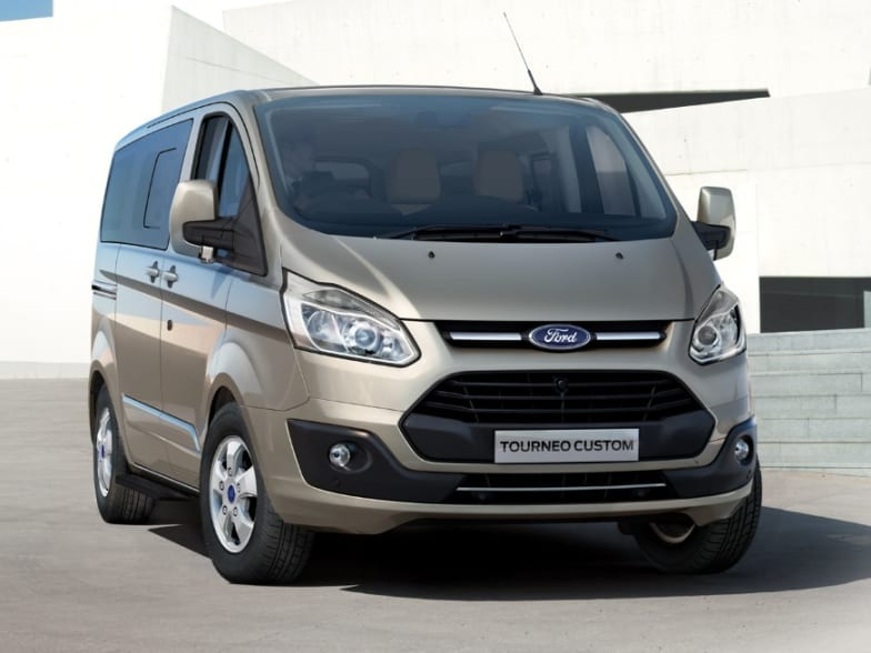 New Ford New Tourneo Custom Finance Available Marshall Ford