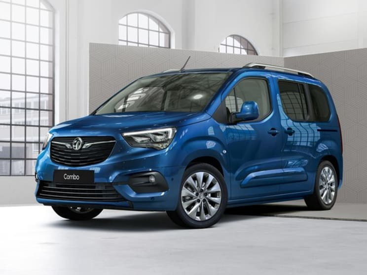 New Vauxhall Combo Life with Free Nationwide Delivery