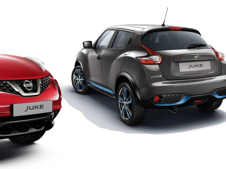 Nissan Juke | Small SUV | Compact SUV | Crayford and Abbs