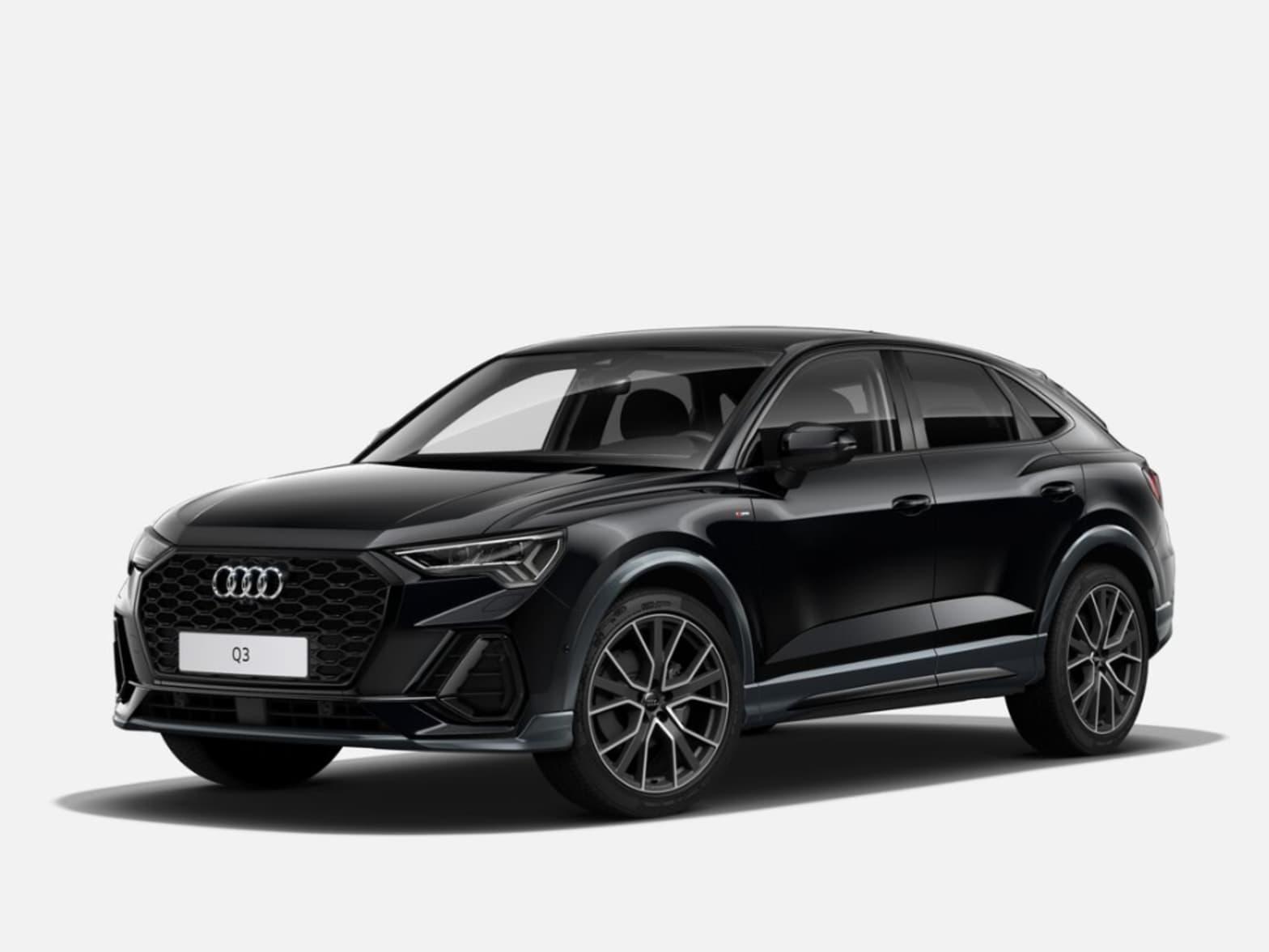 The Audi Q3 Sportback Sytner Group Limited