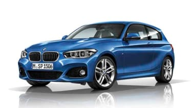 BMW 1 Series Range