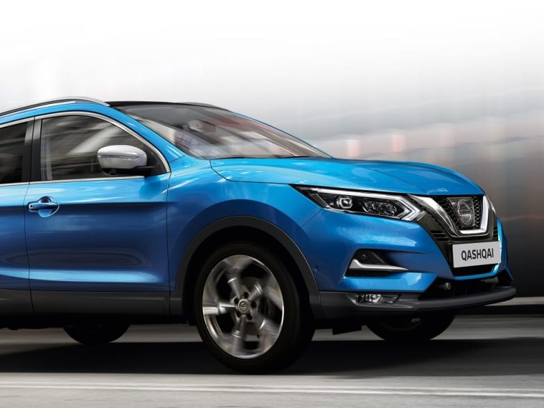 New Nissan Qashqai For Sale At Lookers Nissan
