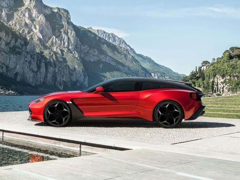 Aston Martin Vanquish S Zagato Shooting Brake Past Models Jardine Motors