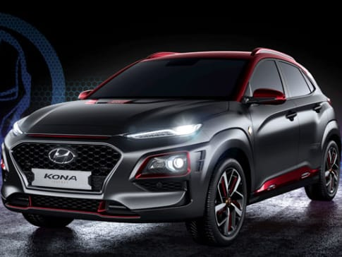 All-New Hyundai KONA | Prices & Specifications