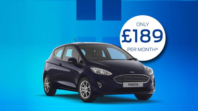 Ford Fiesta with 0% Finance | Birchwood Ford