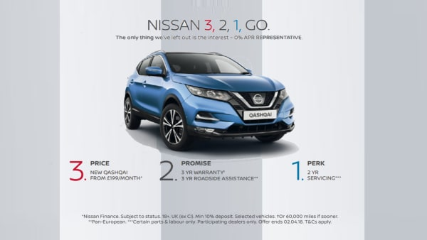 New Nissan Qashqai 1.2 DIG-T N-Connecta, Glass Roof Pack