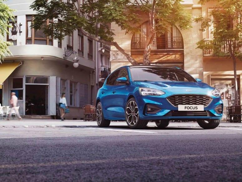 All New Ford Focus Desmond Motors