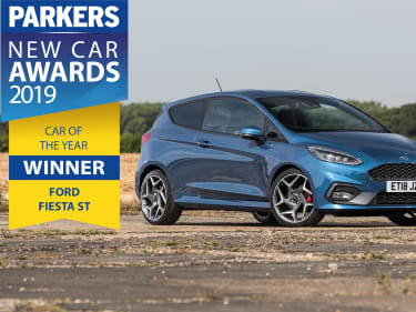 Ford Fiesta St Named Car Of The Year