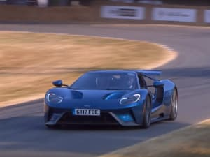 Ford Gt At Goodwood