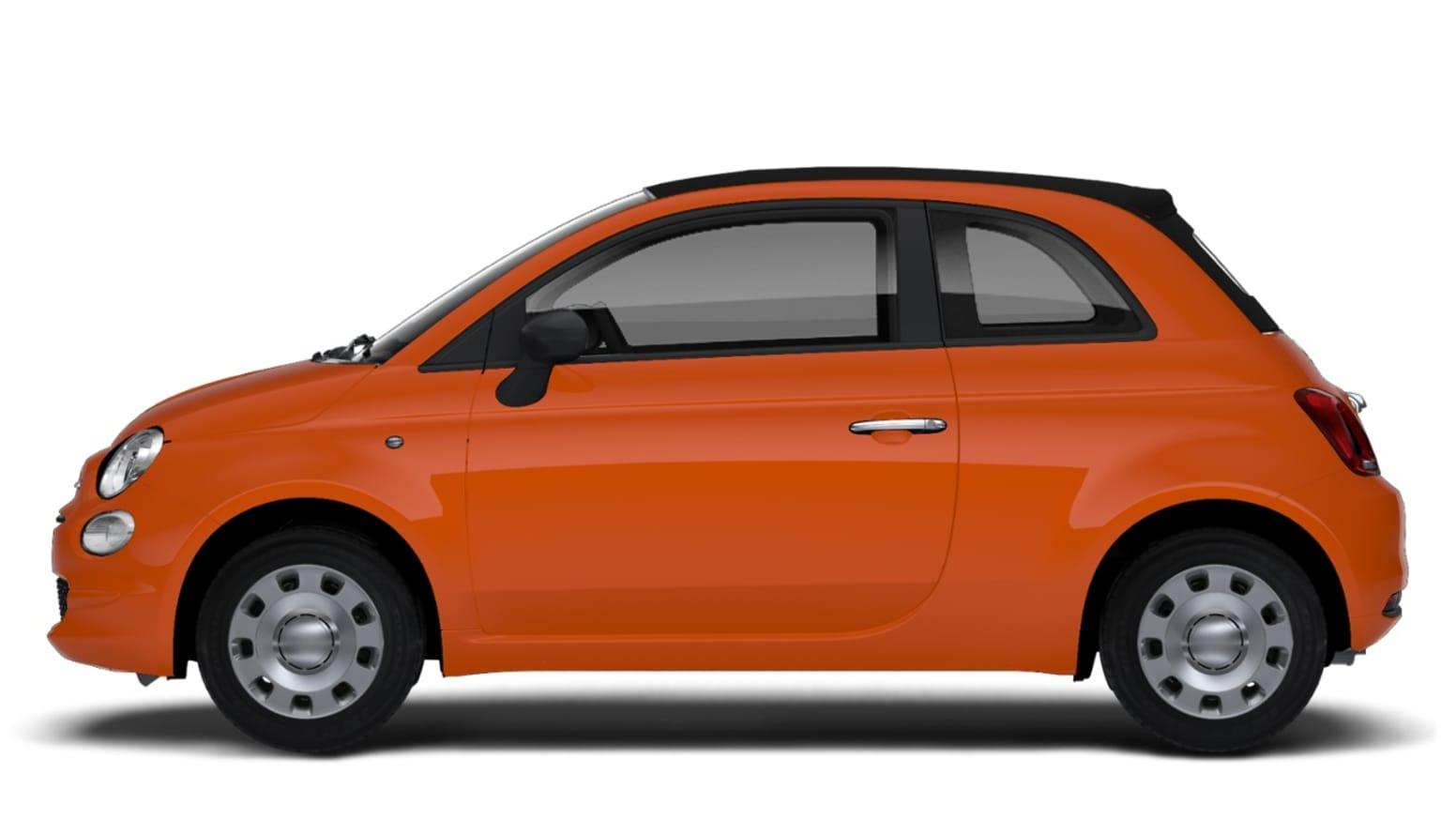 Fiat 500c 1.0 Hybrid POP