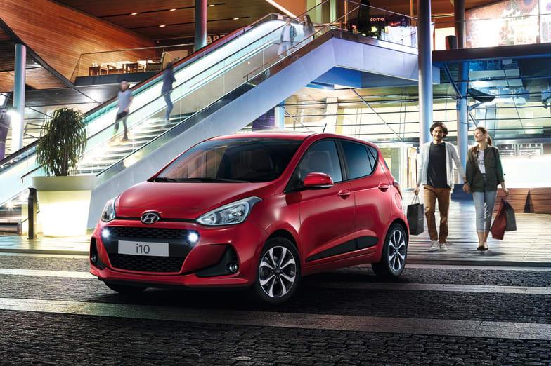 New Hyundai i10 | Bury, Ipswich & Suffolk | Turners Hyundai