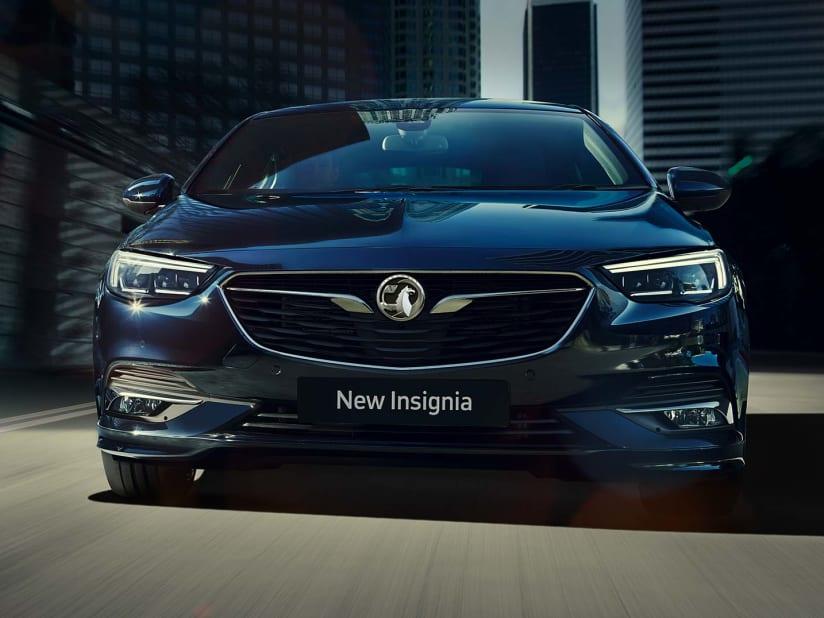 New Vauxhall Insignia Grand Sport | Kidderminster