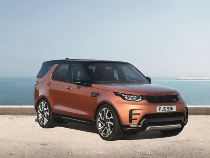 New Land Rover Discovery >> New Land Rover Discovery For Sale Lancaster Land Rover