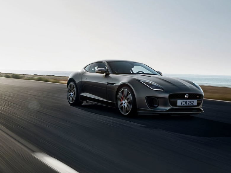 F Type Coupe >> F Type Coupe 2 0i R Dynamic Auto Pcp