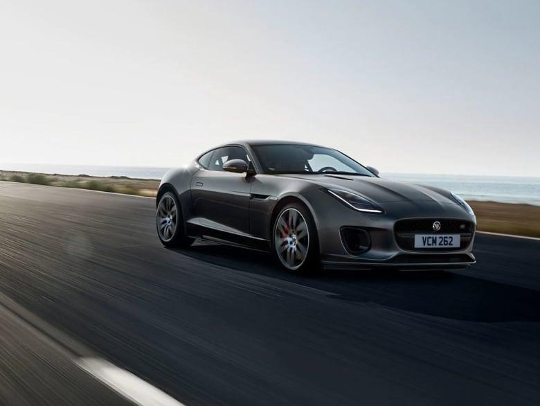 Jaguar F Type Coupe >> F Type Coupe 2 0i R Dynamic Auto Pcp