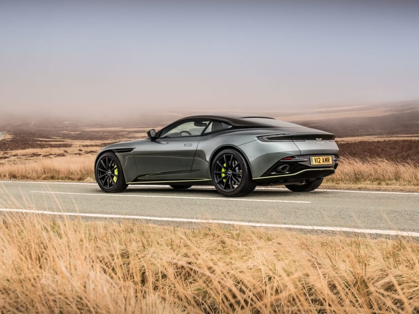 New Aston Martin Db11 Amr For Sale Jardine Motors