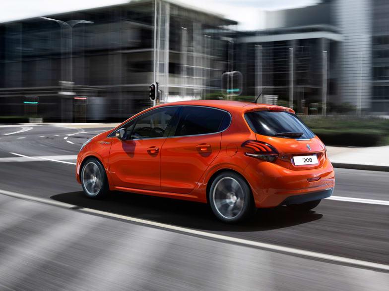 Peugeot 208 | County Down, Northern Ireland | Bells Crossgar